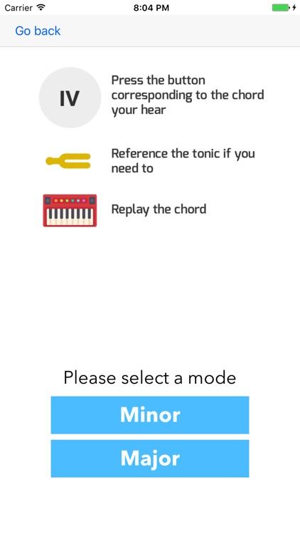 ChordProg Ear Training screenshot-4