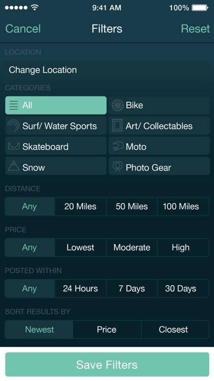 Ride List screenshot-4