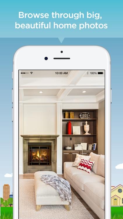 Realtor.com Real Estate, Homes screenshot-0