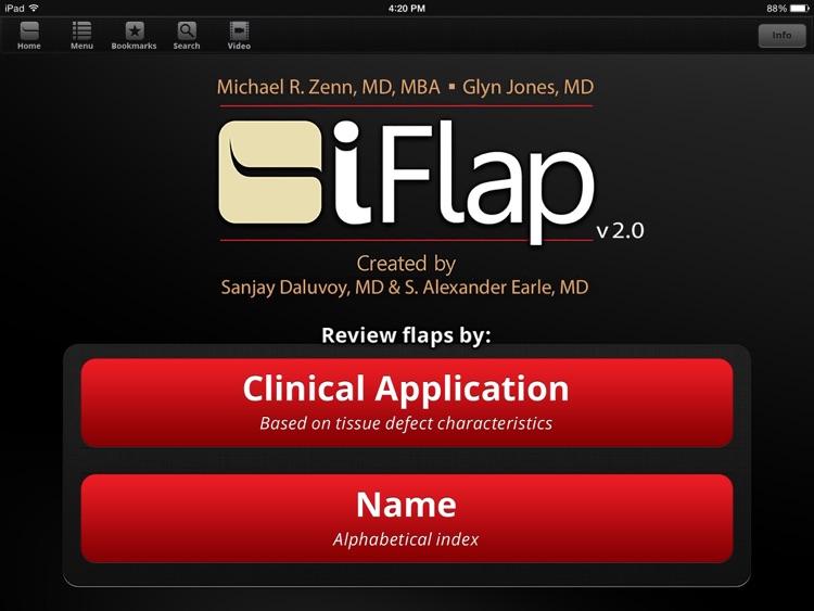 iFlap: Reconstructive Flaps