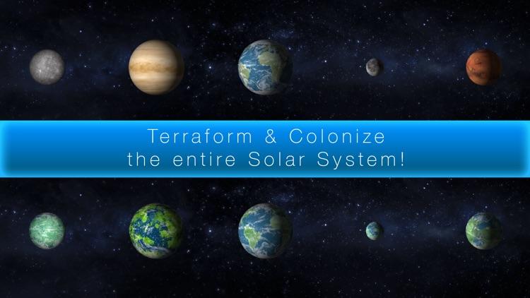 TerraGenesis - Space Colony screenshot-0