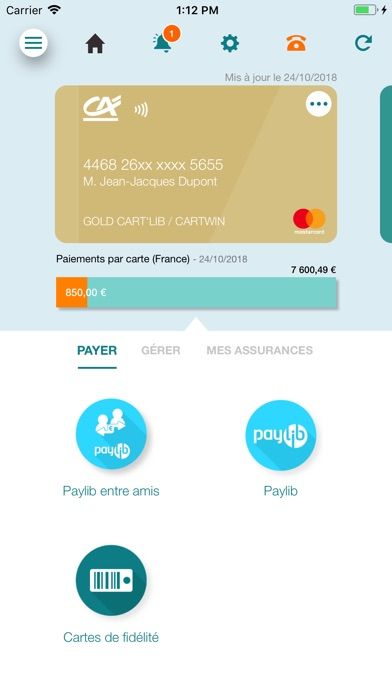 download Ma Carte CA apps 1