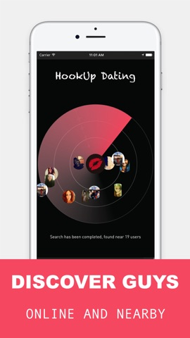 one night dating - hookup app itunes