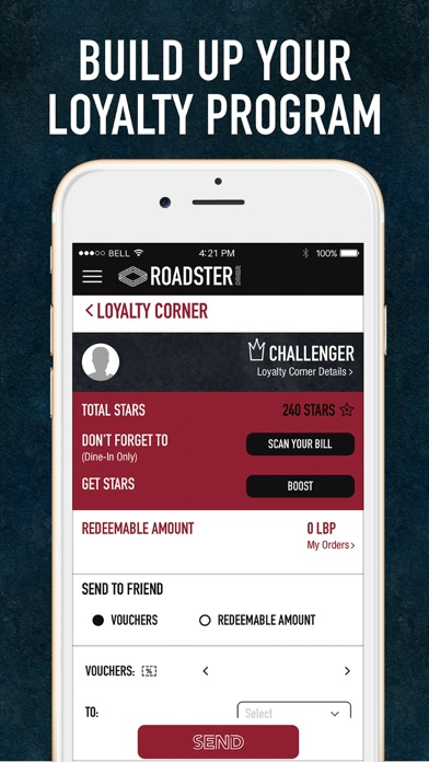 Screenshot for Roadster Diner in Mexico App Store