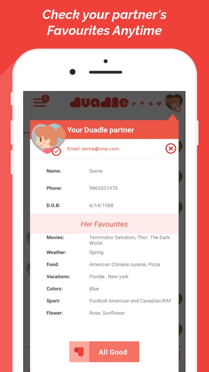 Duadle Relationship Management screenshot-8