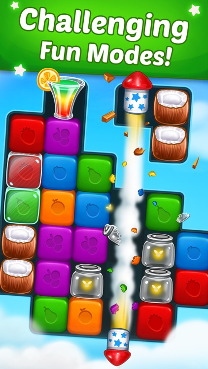 Fruit Cube Blast screenshot-1