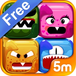Matching Monsters Free