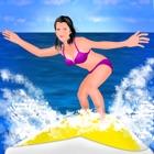 surfar as ondas, o jogo mais difícil que nunca verão - edição gratuita icon