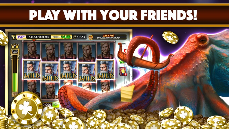 Slots: Hot Vegas Slots Casino screenshot-4