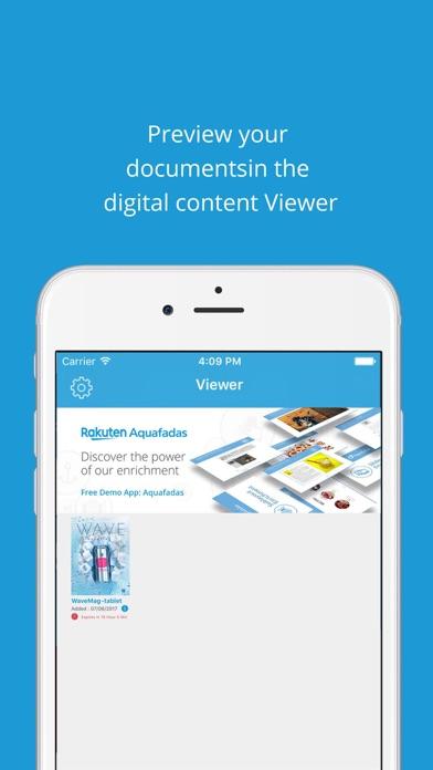Digital Content ViewerScreenshot of 3