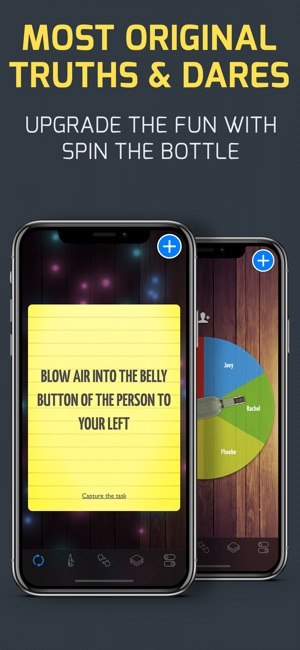 Truth or Dare - DIRTY Edition on the App Store