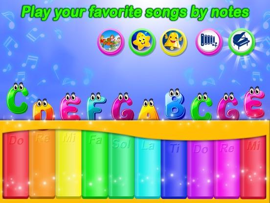 Baby Piano - Children Song screenshot 7