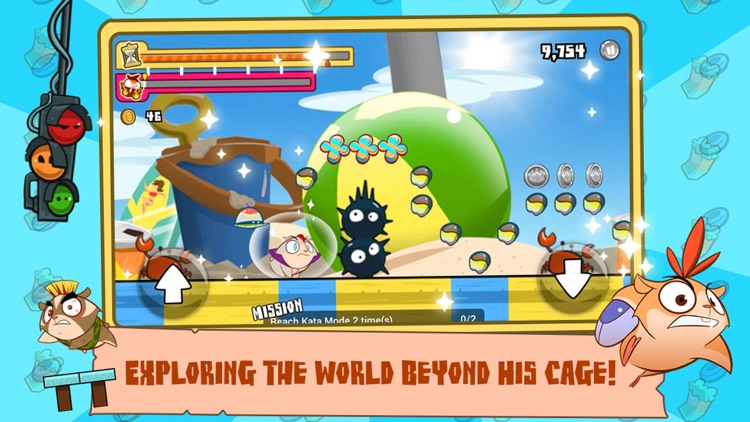 Furball Rampage screenshot-1