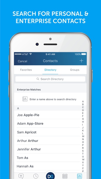 Mitel Connect by Mitel Networks Corporation (iOS, United States
