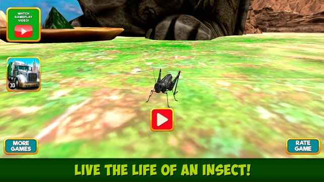 Grasshopper Insect Life Simulator 3D on the App Store