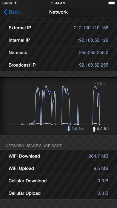 System Monitor Ultimate Screenshots