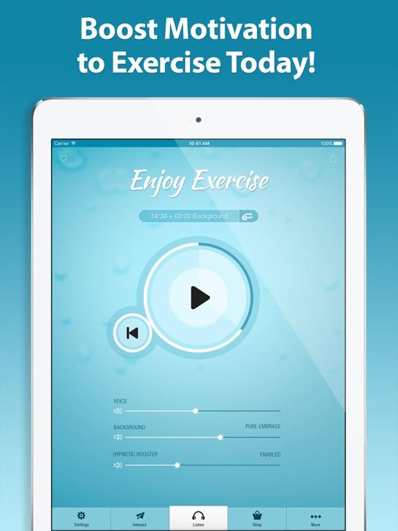 Screenshot #4 pour Enjoy Exercise Hypnosis