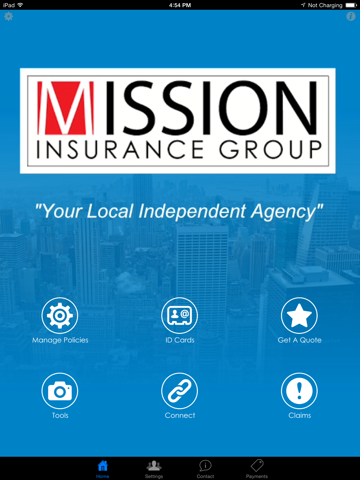 Mission Insurance Group HD - náhled