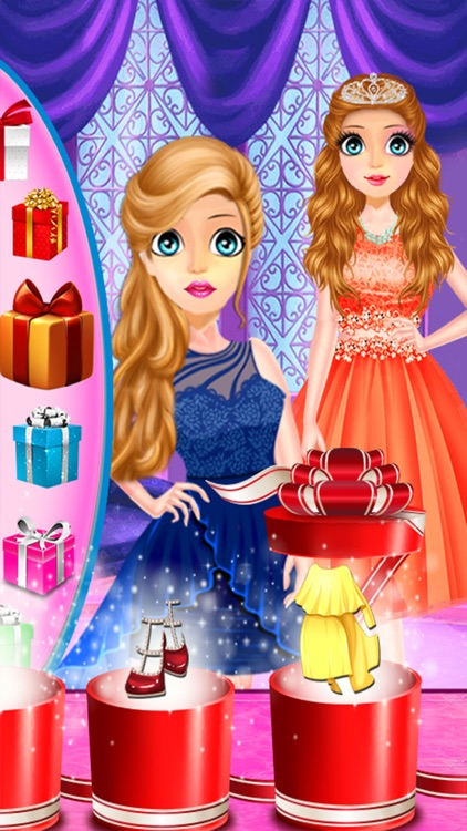Happy New Year Girl Party 2019