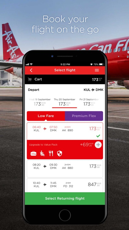 AirAsia screenshot-1