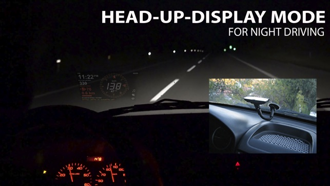 aSmart HUD +SpeedCams Screenshot