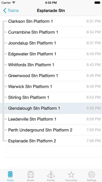 Screenshots for Should iRun Perth