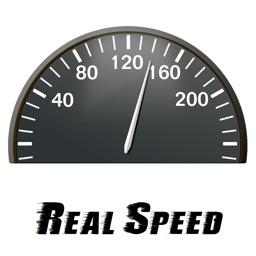 Real Satellite Speed