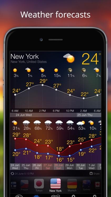 Weather Now App screenshot-3