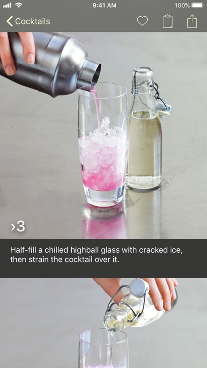 The Photo Cookbook – Cocktails screenshot-3