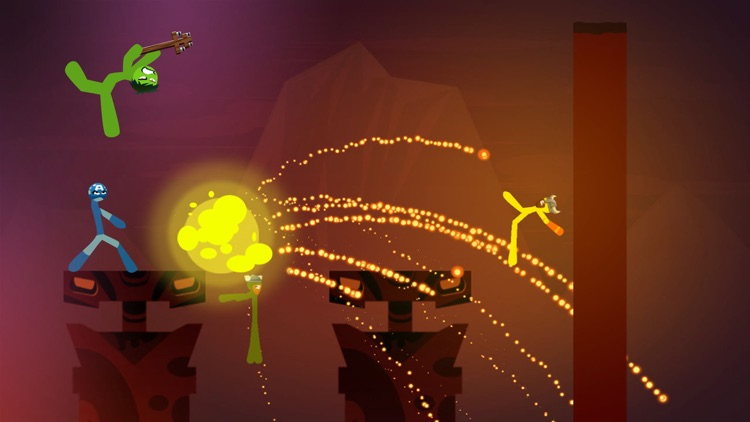 Stickman Fight: The Game screenshot-4