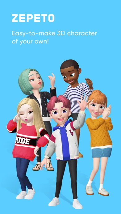 download ZEPETO apps 3