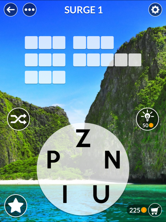 Wordscapes Uncrossed screenshot 6