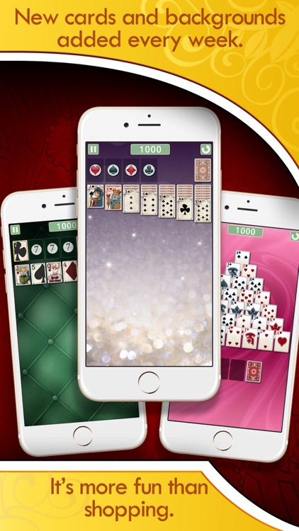 Solitaire Deluxe® 2: Card Game screenshot-4