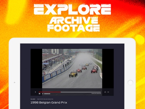 F1 TV Screenshots