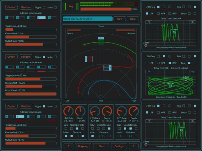 SoundScaper Screenshot