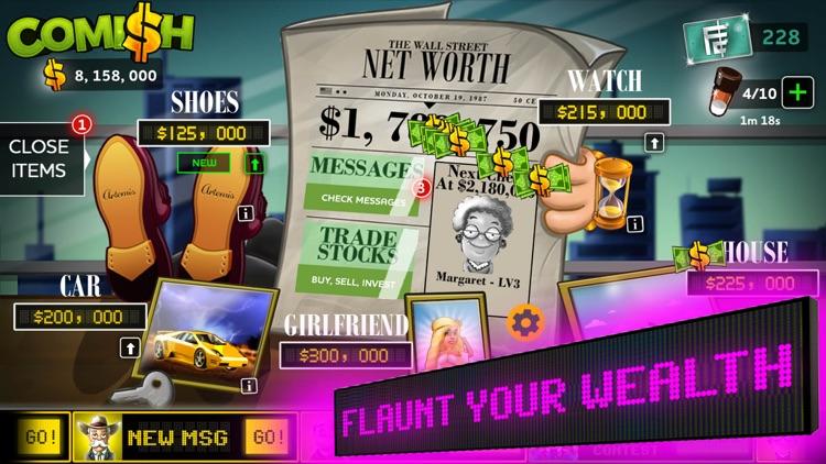 Comish - The Stockbroker Sim! screenshot-5