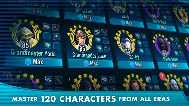 Star Wars™: Galaxy of Heroes screenshot-0