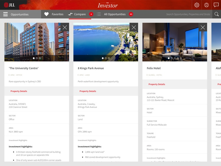 JLL The Investor screenshot-5