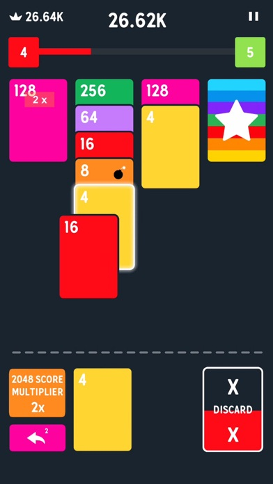 Twenty48 Solitaire Screenshot 6