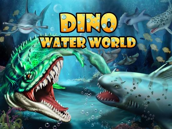 Dino Water World-Dinosaur game-ipad-0