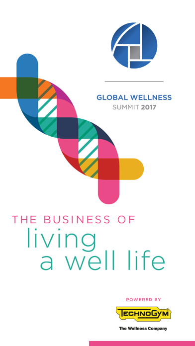 2017 Global Wellness Summit screenshot 1