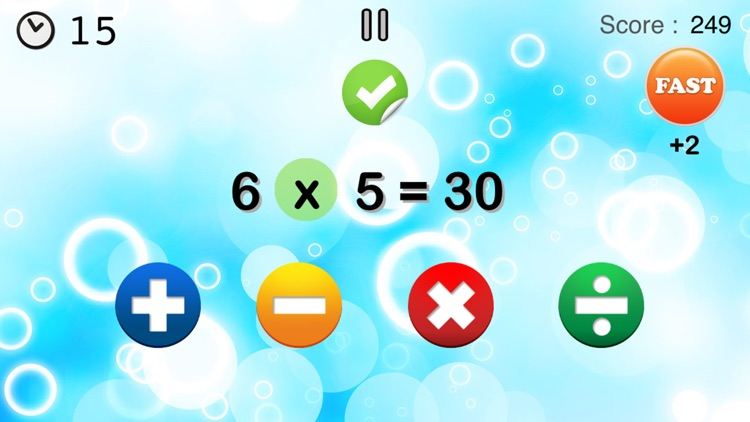 Math Champions lite - fun brain games for kids