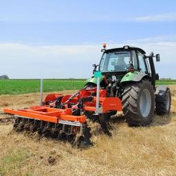 Real Farming Tractor Simulator Harvesting Season