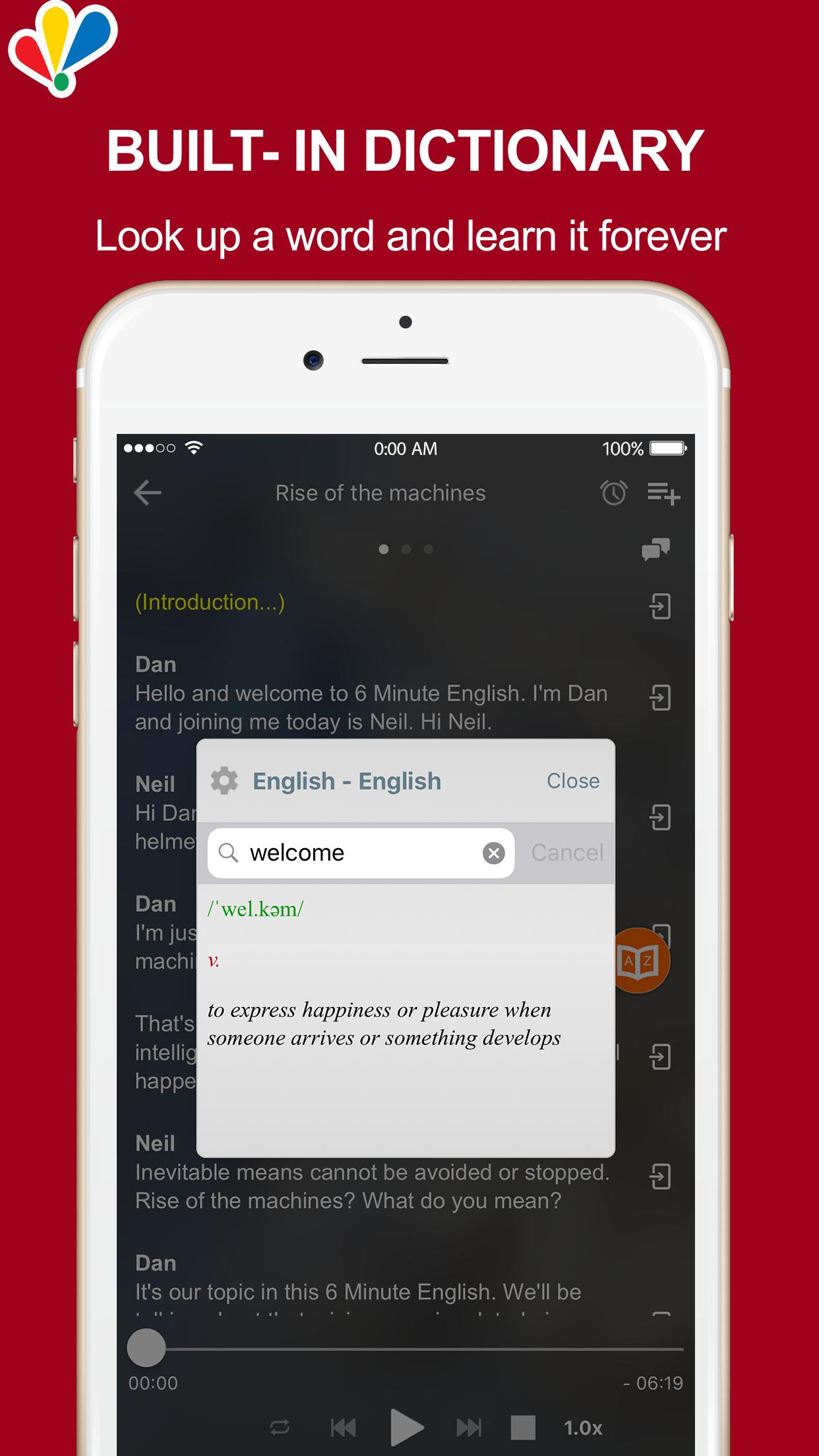 Learn English by Conversation Screenshot