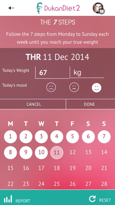 The Dukan Diet 2 – The 7 Steps Screenshot