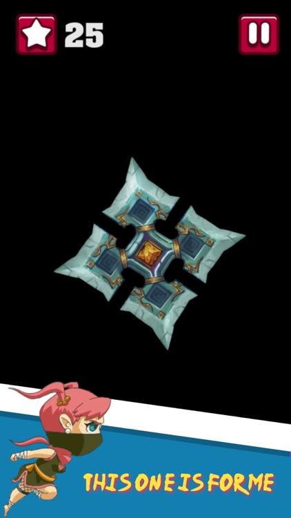Ninja Star Fidget Spinner Game