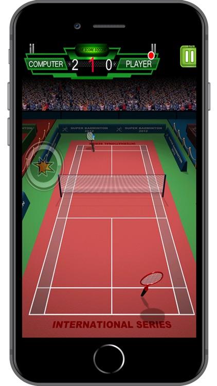 Super Stick Badminton Champion screenshot-3