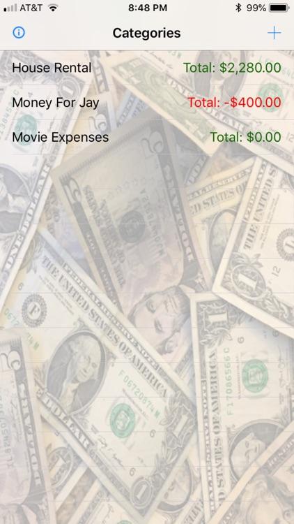 Simple Cash Tracker Pro