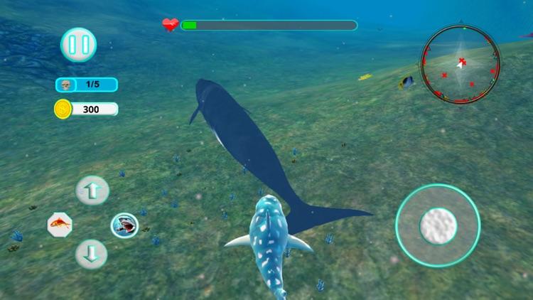 Shark Attack Evolution 3D screenshot-4