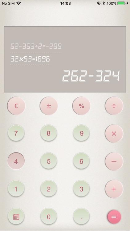Calculator HD for HD